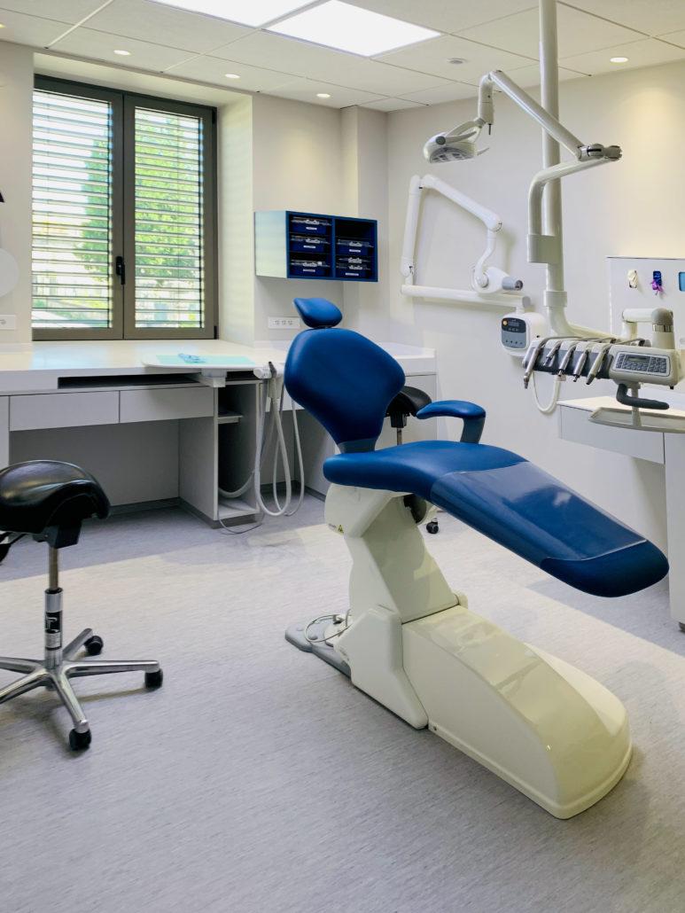 Salle de soin Cabinet Dentaire Porte Moselle